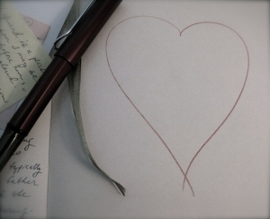 Write on your heart~